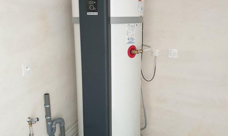 chauffe-eau thermodynamique à Rieux