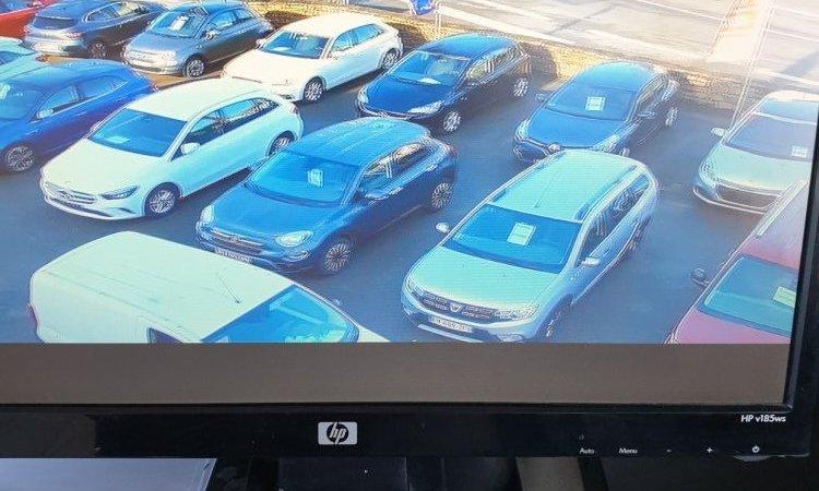 Vidéosurveillance à Redon écran de contrôle